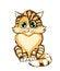 Free Orange Cat Royalty Free Stock Image - 29705676