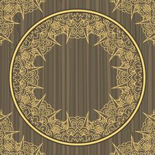 Free Ornate Wooden Background Stock Images - 29710154