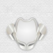 Free Silver Shield Royalty Free Stock Photo - 29710465