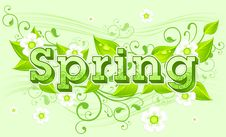Free Spring Background Stock Photo - 29714410