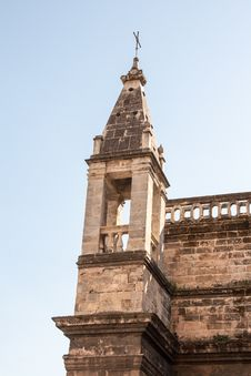 Free Church Tower Stock Image - 29714421