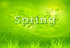 Free Spring Background Green Stock Photo - 29714510