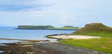 Free Coral Bay Rocky Shoreline, Scotland Stock Photo - 29715880