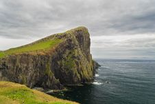 Free Neist Point Lighthouse In Isle Of Skye, Scotland Stock Photography - 29716222