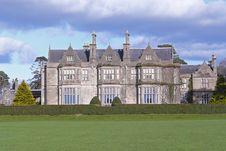 Free Muckross House,Killarney Royalty Free Stock Image - 29717496