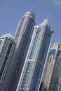 Free Dubai Skyscraper Stock Images - 29720104