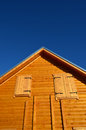 Free Wooden House Royalty Free Stock Photo - 29725245