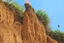 Free Soil Erosion Stock Photography - 29720612