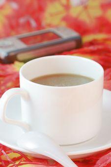 Free Autumn Coffee Royalty Free Stock Photos - 29721398