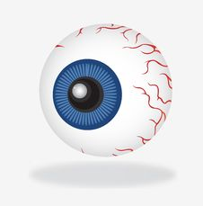 Free Eye Illustration Stock Image - 29723011