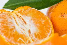 Free Orange Flesh Stock Image - 29723441