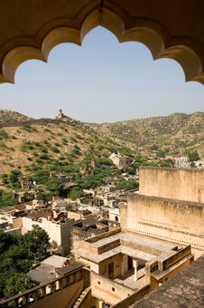 Free Amber Fort Stock Image - 29728001