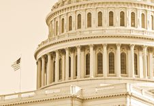 Free Capitol Stock Photography - 29728442