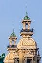 Free Turrets Of Monte Carlo Casino Stock Photos - 29739353