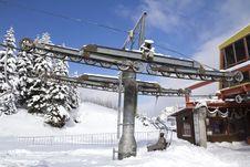 Free Ski Lift Stock Photos - 29730113