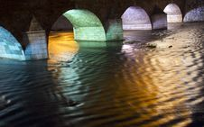 Free Old Stone Bridge Royalty Free Stock Photos - 29730788