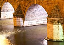 Free Old Stone Bridge Stock Image - 29730871