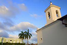 Free Tower Church Stock Photo - 29733310
