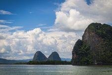 Free View Of Phang Nga Bay Stock Images - 29733534