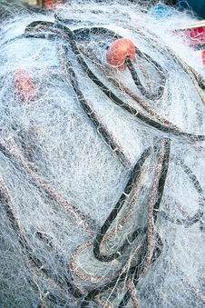 Free Fishing Net Stock Photo - 29738030