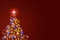 Free Illustration Of Christmas Tree Royalty Free Stock Photography - 29740677