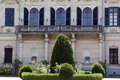 Free Facade Of An Italian House Royalty Free Stock Image - 29742286