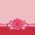 Free Rose Bow Background Royalty Free Stock Photos - 29744988