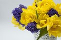 Free Beautiful Spring Bouquet. Stock Photography - 29748952