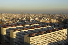Free View On Barcelona Stock Photos - 29742393