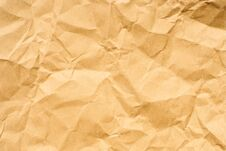 Free Crumpled Paper Royalty Free Stock Image - 29746036