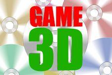 Free Game Royalty Free Stock Photo - 29747715