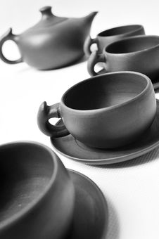 Free Chinese Teapot Royalty Free Stock Photo - 29749795