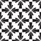 Free Black And White Pattern Stock Images - 29744944