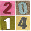 Free New Year 2014 Royalty Free Stock Image - 29751046