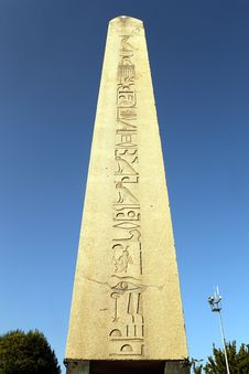 Free Egyptian Obelisk Royalty Free Stock Photos - 29750428
