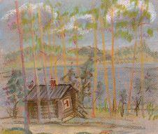 Free The House Ashore Stock Image - 29750621