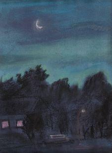 Free Night Landscape Stock Photos - 29750633