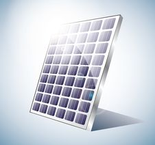 Free Solar Panel Royalty Free Stock Image - 29754396