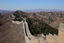 Free Mutian Valley Great Wall Of China Stock Photos - 29763683