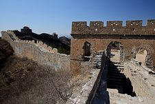Free Mutian Valley Great Wall Of China Stock Photography - 29763752