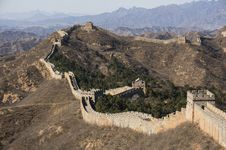 Free Mutian Valley Great Wall Of China Royalty Free Stock Photos - 29763878