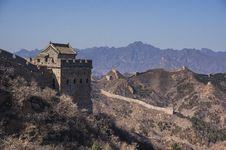 Free Mutian Valley Great Wall Of China Royalty Free Stock Photos - 29763888
