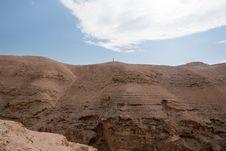 Free Hiking In Judean Desert Royalty Free Stock Images - 29765829
