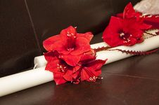 Free Beautiful Wedding Traditional Candle Stock Photography - 29767402