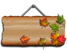 Free Autumn Leaves Royalty Free Stock Photos - 29775828