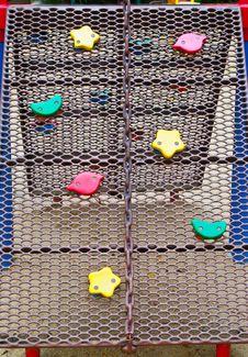 Free Rope On Playground Equipment Royalty Free Stock Photo - 29779705