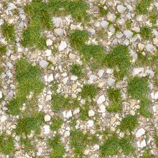Free Dirt Road Seamless Texture. Royalty Free Stock Photography - 29780277