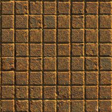 Free Rusty Iron. Seamless Texture. Royalty Free Stock Photos - 29780298