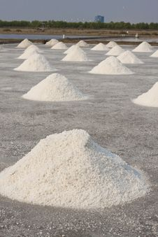 Free Salt Pile Stock Images - 29785034