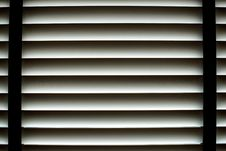 Free Aluminum Sun Blind Background Royalty Free Stock Image - 29787736